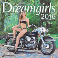 2016 Dreamgirls Calendar