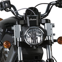 National Cycle SwitchBlade Quick Release Mount Kit Chrome