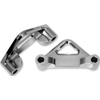Accutronix 41mm Chrome Fender Spacers