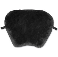 Skwoosh Passenger Pillion Natural Sheepskin Pad