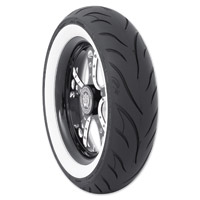 Avon AV72 Cobra 180/70R16 Wide Whitewall Rear Tire