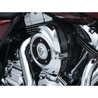 Kuryakyn Chrome Quantum Air Cleaner Cover