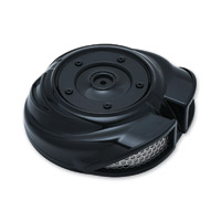 Kuryakyn Gloss Black Quantum Air Cleaner Cover