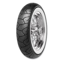 Continental Milestone Mileage Plus 130/90-16 Wide Whitewall Front Tire
