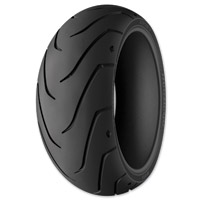 "Michelin Scorcher ""11"" 180/55ZR17 Rear Tire"