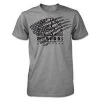 Vance & Hines Men's Anniversary Gray T-Shirt