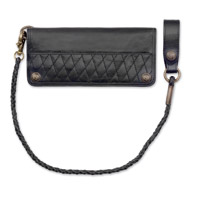 Roland Sands Design Wilmington Black Wallet