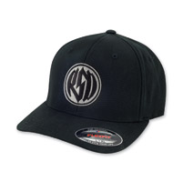Roland Sands Design East Coast Identity Black Cap