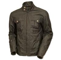 Roland Sands Design Men's Kent Olive Textile Jacket