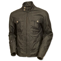 Roland Sands Design Men's Kent Olive Textile Jacket