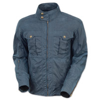 Roland Sands Design Men's Kent Blue Textile Jacket