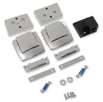 Drag Specialties Chrome Tour-Pak Hardware Kit
