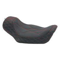 Mustang Revere Journey Diamond American Beauty Red Thread Seat