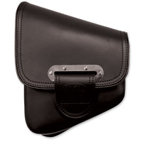 LaRosa Design Slim Line Black Swingarm Bag