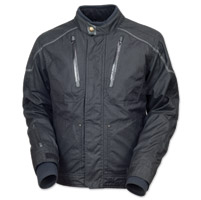 Roland Sands Design Men's Edwards Textile Black Jacket