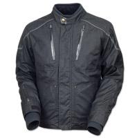 Roland Sands Design Men's Edwards Textile Black Jacket