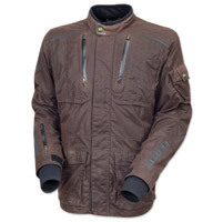 Roland Sands Design Men's Houston Textile Brown Jacket