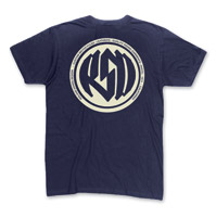 Roland Sands Design Men's Identity Navy T-Shirt