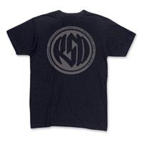 Roland Sands Design Men's Identity Black Dusk T-Shirt