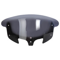 Klock Werks 12″ Dark Smoke Flare Windshield