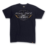 Roland Sands Design Men's Edison Black T-Shirt