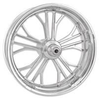 Performance Machine Dixon Chrome ABS Front Wheel, 23″ x 3.5″ with ABS