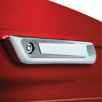 Bahn Chrome Saddlebag Latches