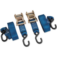 BikeMaster 2″ Ratchet Tie-Downs