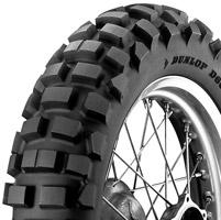 Dunlop D606 120/90-18 Rear Tire