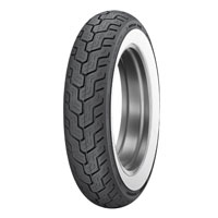 Dunlop D402 MT90B16 Wide Whitewall Rear Tire