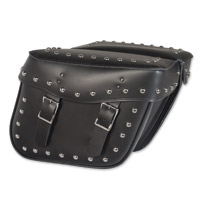 Willie & Max Studded Montana Saddlebags
