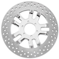Performance Machine 11.8″ Dixon Chrome Front/Rear Brake Rotor