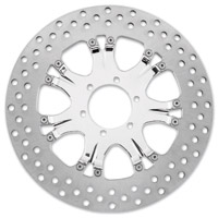 Performance Machine 11.8″ Heathen Chrome Front/Rear Brake Rotor