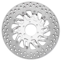 Performance Machine 11.8″ Supra Chrome Front Right Brake Rotor