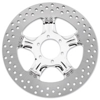 Performance Machine 11.8″ Wrath Chrome Front/Rear Brake Rotor