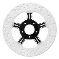 Xtreme Machine 11.8″ Fierce Black Cut Xquisite Front/Rear Brake Rotor