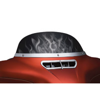 Kuryakyn Airmaster Flame Windshield