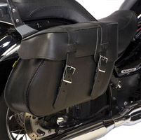 Willie & Max Ventura Saddlebags