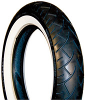 Metzeler ME880 Marathon MH90-21 Wide Whitewall Front Tire