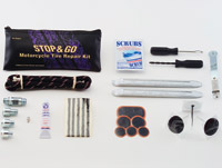 Deluxe Tire Repair Kit