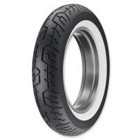 Dunlop CruiseMax 150/80-16 Wide Whitewall Rear Tire