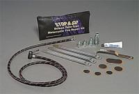 Stop & Go Deluxe Tube Type Tire Repair Kit