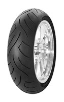 Avon VP2 Supersport 190/50R-17 Rear Tire