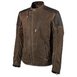 Roland Sands Design Apparel Men's Casbah Olive Textile Jacket