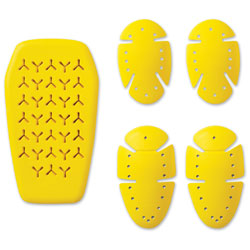 Roland Sands Design Apparel Men's KNOX Microlock Armor Kit