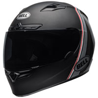 Bell Qualifier DLX MIPS Illusion Silver Full Face Helmet