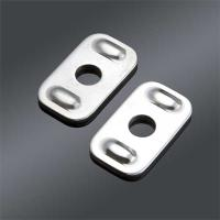 Colony Swingarm End Plates