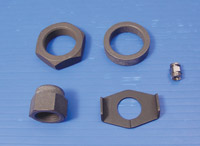 Rear Axle Nut and Lock Kit