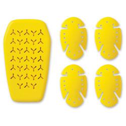 Roland Sands Design Apparel Women's KNOX Microlock Armor Kit