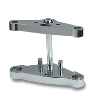 Paughco 6° Trike Triple Tree Assembly with External Stops